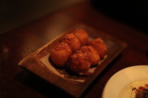 Ham and Manchego Cheese Croquettes