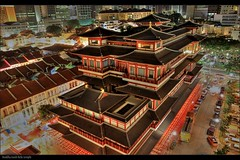Buddha Tooth Relic Temple @ Chinatown