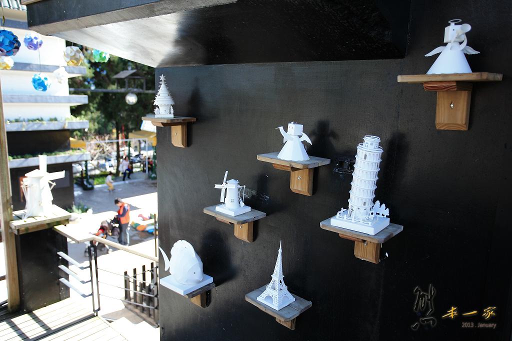 紙箱王創意園區-清境小瑞士店-小瑞士花園旁-南投清境親子餐廳