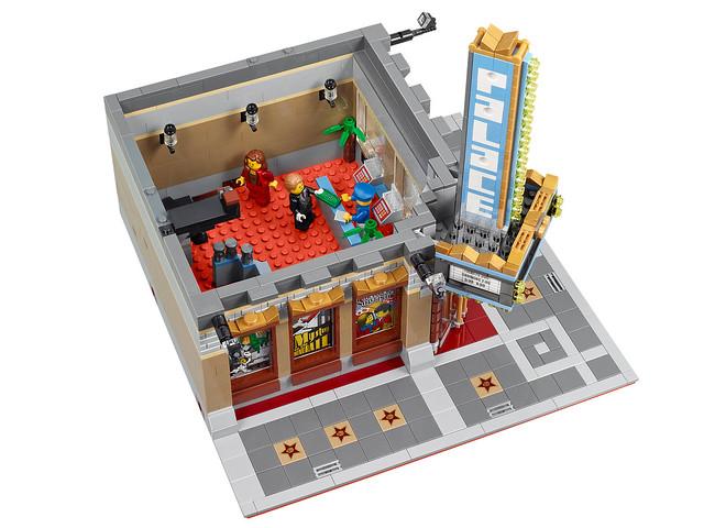 LEGO Creator Expert 10232 - Palace Cinema -Detail 05