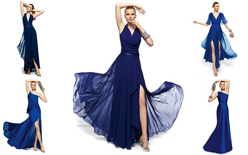 {Something Blue} Bridesmaid's Style by Nina Renee Designs