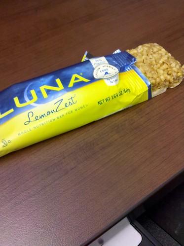 Luna Bar for Breakfast