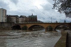 La Moselle - Pont Saint Georges