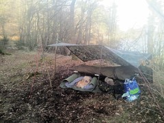 First camping mission of 2013.