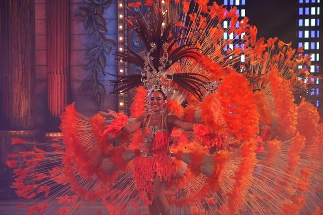 Königin des Karneval de Gran Canaria