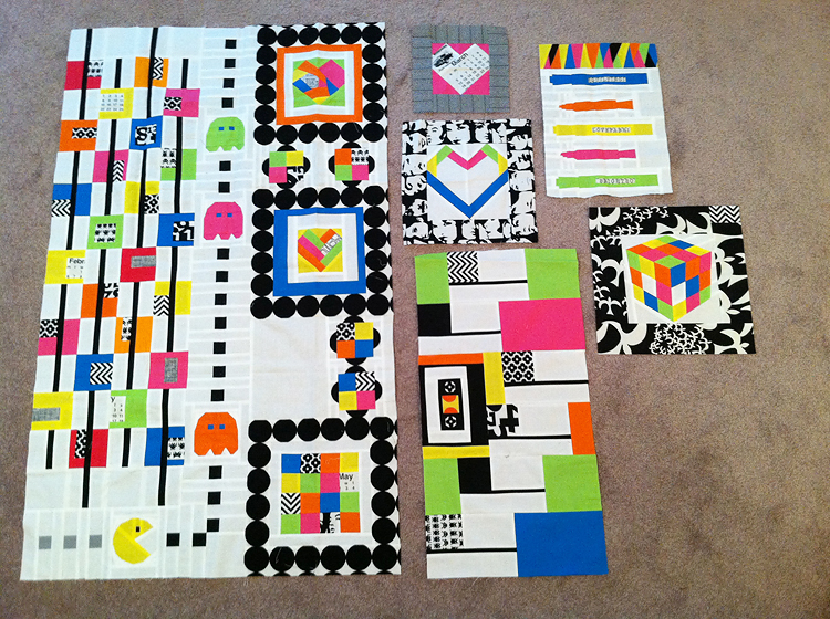 The Traveling Quilts for Elizabeth - After
