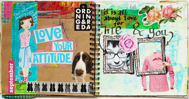 Journal: Love your Attitude