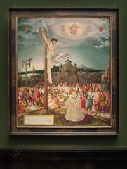 Flawed depiction of Crucifixion - Kunsthistorisches  Museum