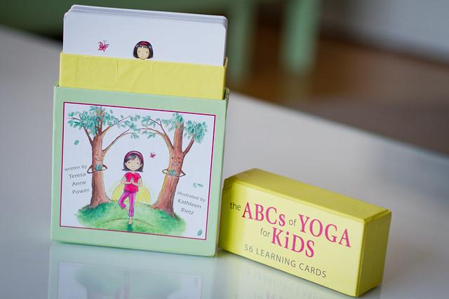 Yoga-kort