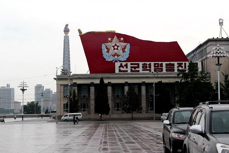 Kim Il Sung Square(5)
