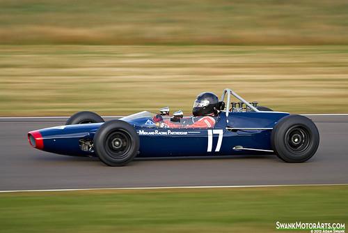 1965 Lola-Cosworth T61 by autoidiodyssey