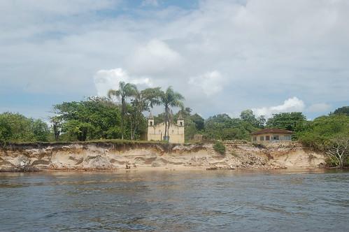 Die Kirche der vergessenen Insel