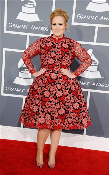 Adele - Grammy's