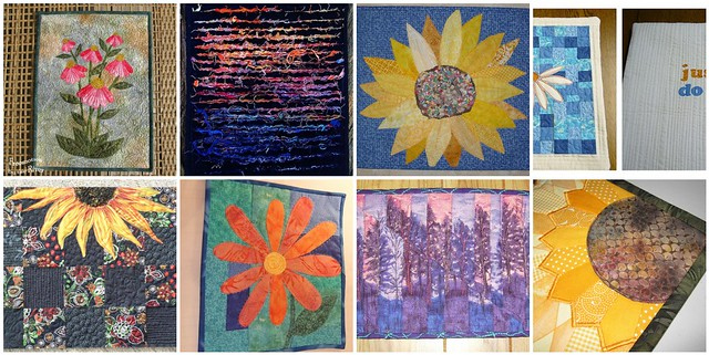 A Closer Look at Quilts from the Project Quilting, Annie's Vision, Challenge - Part 1