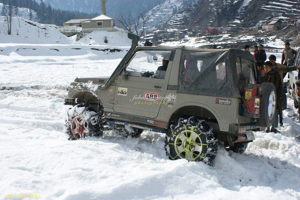 Muzaffarabad Jeep Club Neelum Snow Cross - 8470718593 a5a3f5ede9 b