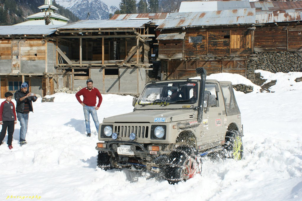 Muzaffarabad Jeep Club Neelum Snow Cross - 8471803084 b24b5ca94c b