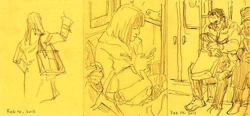 in the train -4