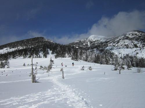 北横岳など 2013年2月14日9:42 by Poran111