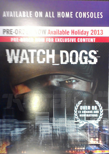 watch dogs leak 1