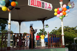 1 Billion Rising #31