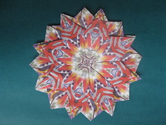 art, pattern, art paper, symmetry, origami, textile, flower, origami paper,