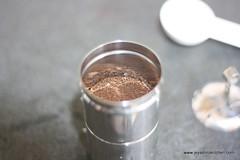 Filter coffee step 4