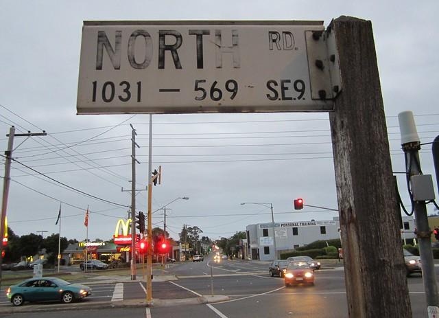 North Road, SE9