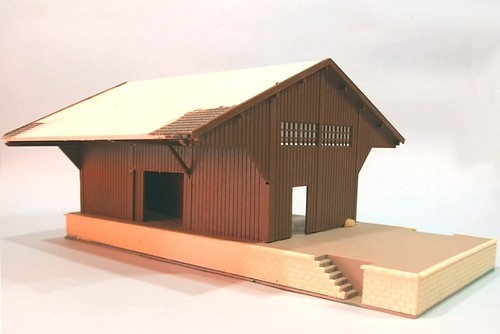 Jouef Goods Shed