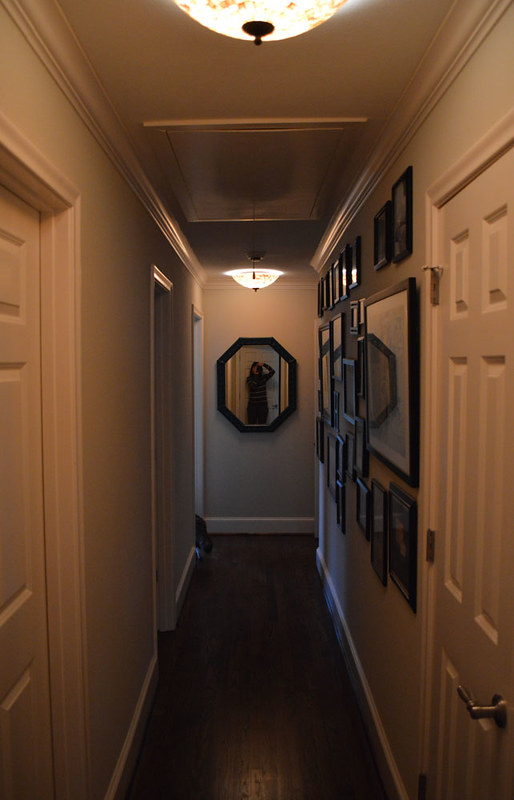 Struggling With Hallway Lighting
