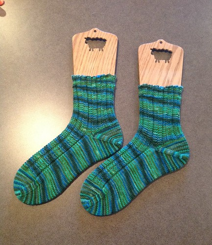County Clare Skyp Sock
