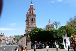 IMG_1841:Morelia's Main Street by Plaza