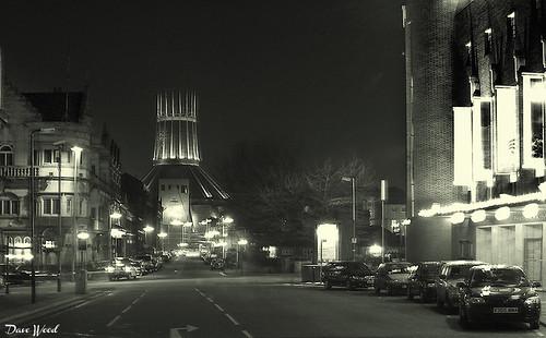 2004, Hope Street. Liverpool