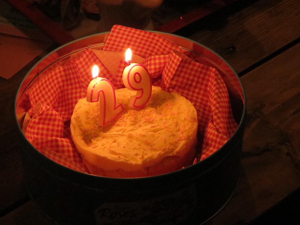 Leigh Bday cake