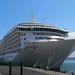 El crucero The World en el puerto de Las Palmas de Gran Canaria