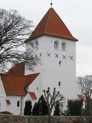 Hejnsvig Kirke, Denmark