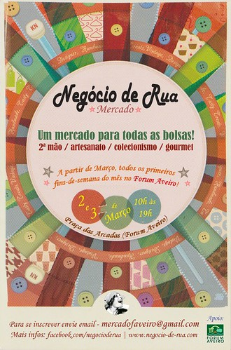 Negócio de rua Aveiro by Linhas Arrojadas Atelier de Costura ® Trademark