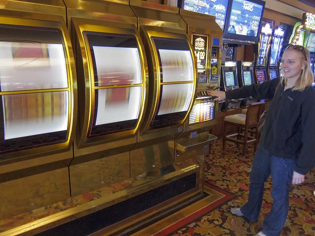 online casino slot maskin