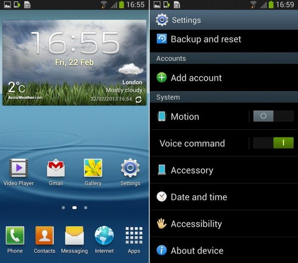 Android 4.2.1 для Galaxy S3