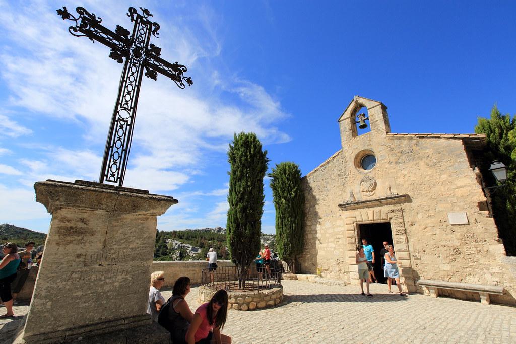 普羅旺斯 波城 Les Baux-de-Provence