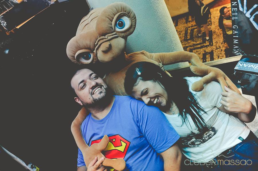 Ana e Fabio E-session na Loja Geek Alameda Santos (35 de 38)