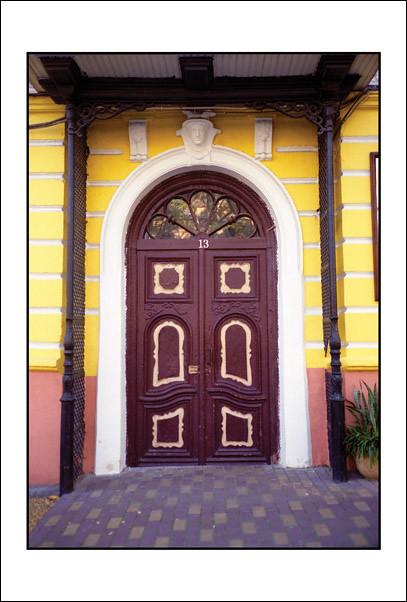 дверь на ЖУковского