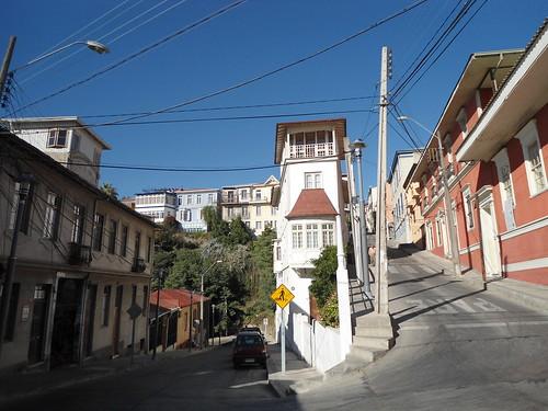 Cerro Alegre, Valparaíso, Chile - www.meEncantaViajar.com by javierdoren