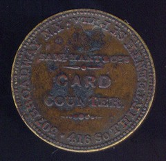 Sam Hart card token reverse