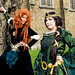 Paine as Merida & Peyton as Queen Elinor Brave Cosplay @ Anima Festival-0604