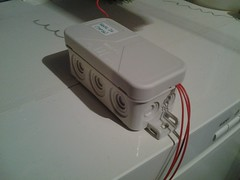 Gefrierschrank Sensor Node