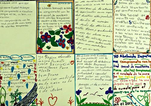 Carta de Amor de los Voceros del Agua y de la Tierra de Amagá