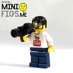 YouTube Minifig Social Media Minifigs Giveaway Social Media Minifigs Giveaway 8534249784 3bd4fde2b7 m