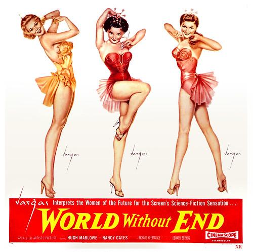 1957 ... women of the future!