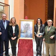 cartel del Bicentenario Rocío de Triana