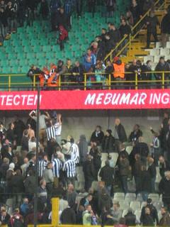 Club Brugge 2-2 NUFC